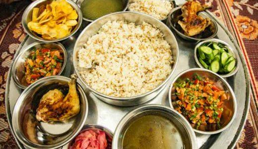 現地のエジプト人の家庭料理とは?家めし徹底レポート!