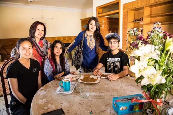 パキスタンに暮らす日本人妻