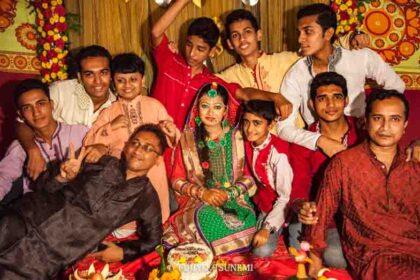 バングラデシュの結婚式