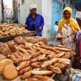 中東料理チュニジアのパン