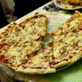 チュニジア家庭料理・チュニジアピザ
