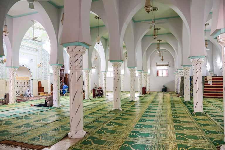 チュニジア・トズール