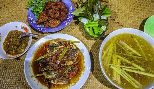 タイ人直伝!タイ風スープの作り方@タイ南部クラーン島