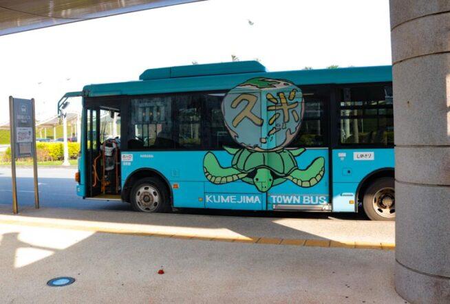 久米島路線バス