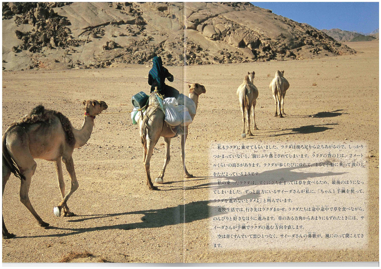 「砂漠のサイーダさん」