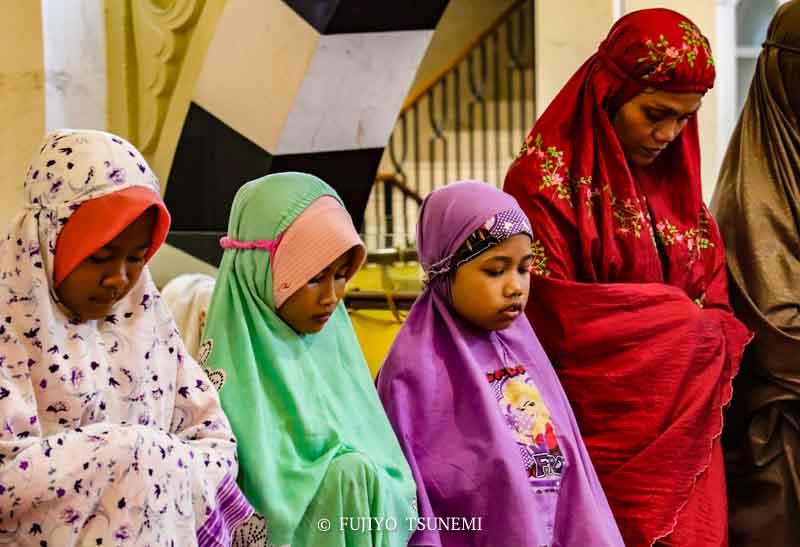 イスラム イスラム教 礼拝