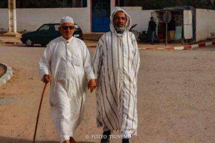 民族衣装 モロッコ