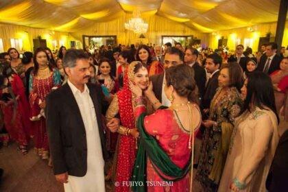 イスラムの結婚式 パキスタンの結婚式