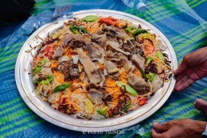 サウジアラビア料理