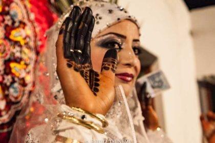 イスラムの結婚式 チュニジアの結婚式